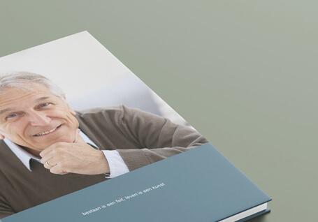 Marian Sterke levensboek cover