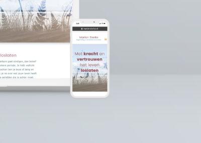 Marian Sterke website