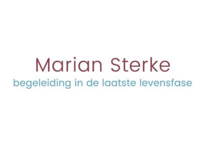 Marian Sterke logo