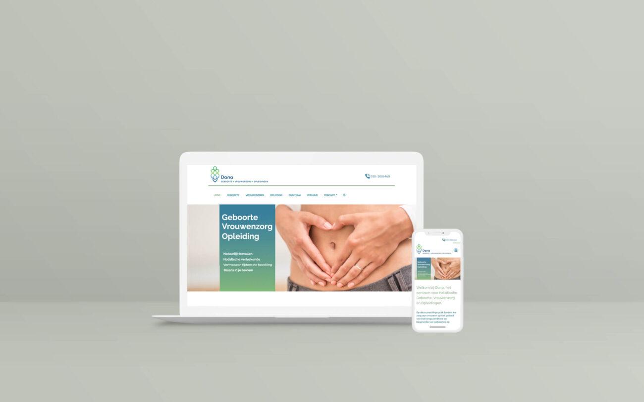 Dana website